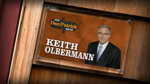 Keith on The Dan Patrick Show
