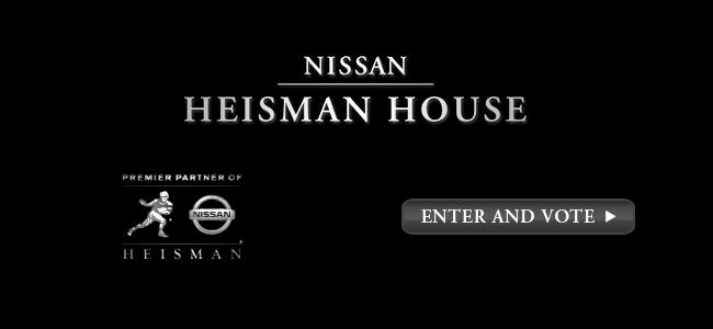 Nissan Heisman House Danpatrick Com