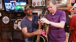 Darius Rucker stops by the ManCave.