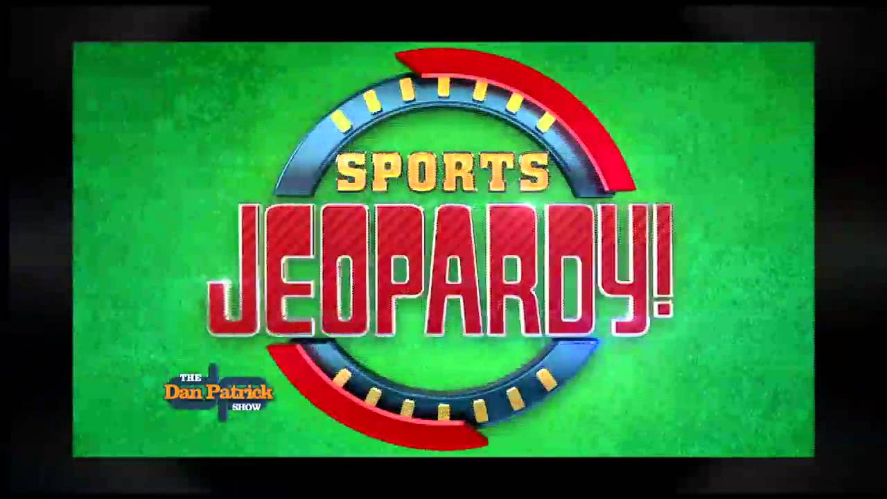 Fritzy's dream Jeopardy categories