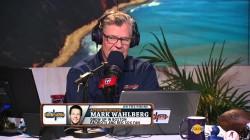 Mark Wahlberg sticks up for his boy Tom Brady