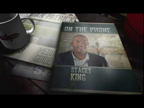 Stacey King on late-game strategy with Michael Jordan