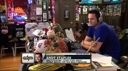 Andy Staples on Johnny Manziel's celebrity and future
