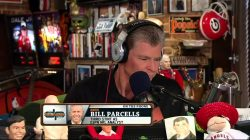 Bill Parcells looks back at football life – says he almost chose Pizza Hut over football; comments on Saints job; nickname Big Tuna