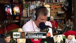 Dwyane Wade talks about knee injury, says he won't turn into Steve Kerr