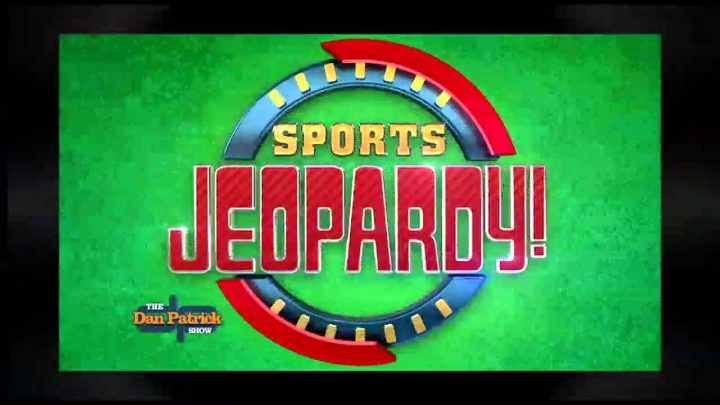 Fritzy's dream Jeopardy categories
