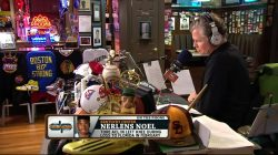Potential No. 1 pick Nerlens Noel says best-case scenario is returning by November