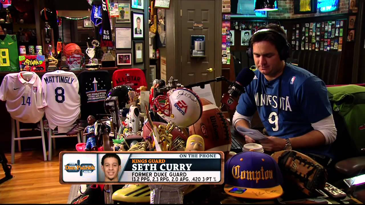 Seth curry on taking on nbaers in shooting contests growing up