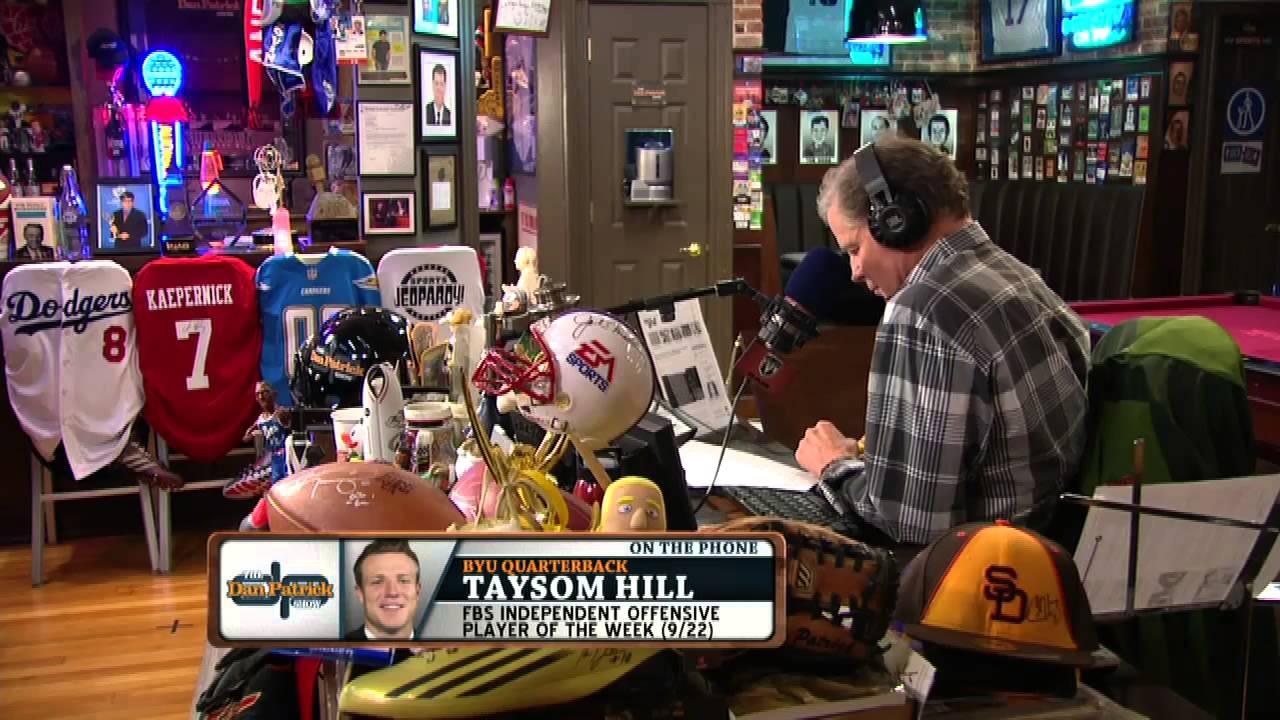 Missionary Heisman hopes Hill Taysom on experience,