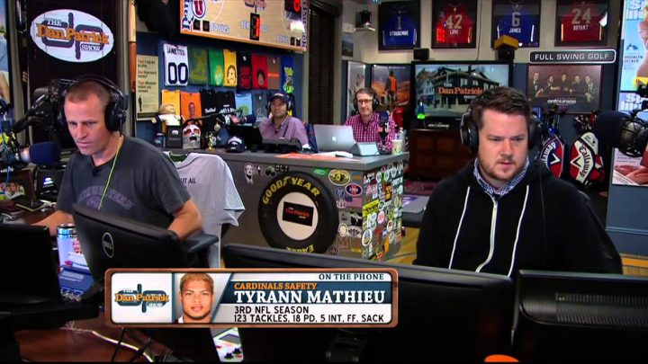 Cardinals' Tyrann Mathieu looks back at what went wrong at LSU