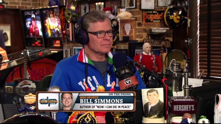 Bill Simmons on departure from ESPN, plans for future