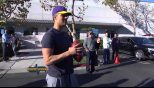 Josh Duhamel tries to throw pass 50 yards