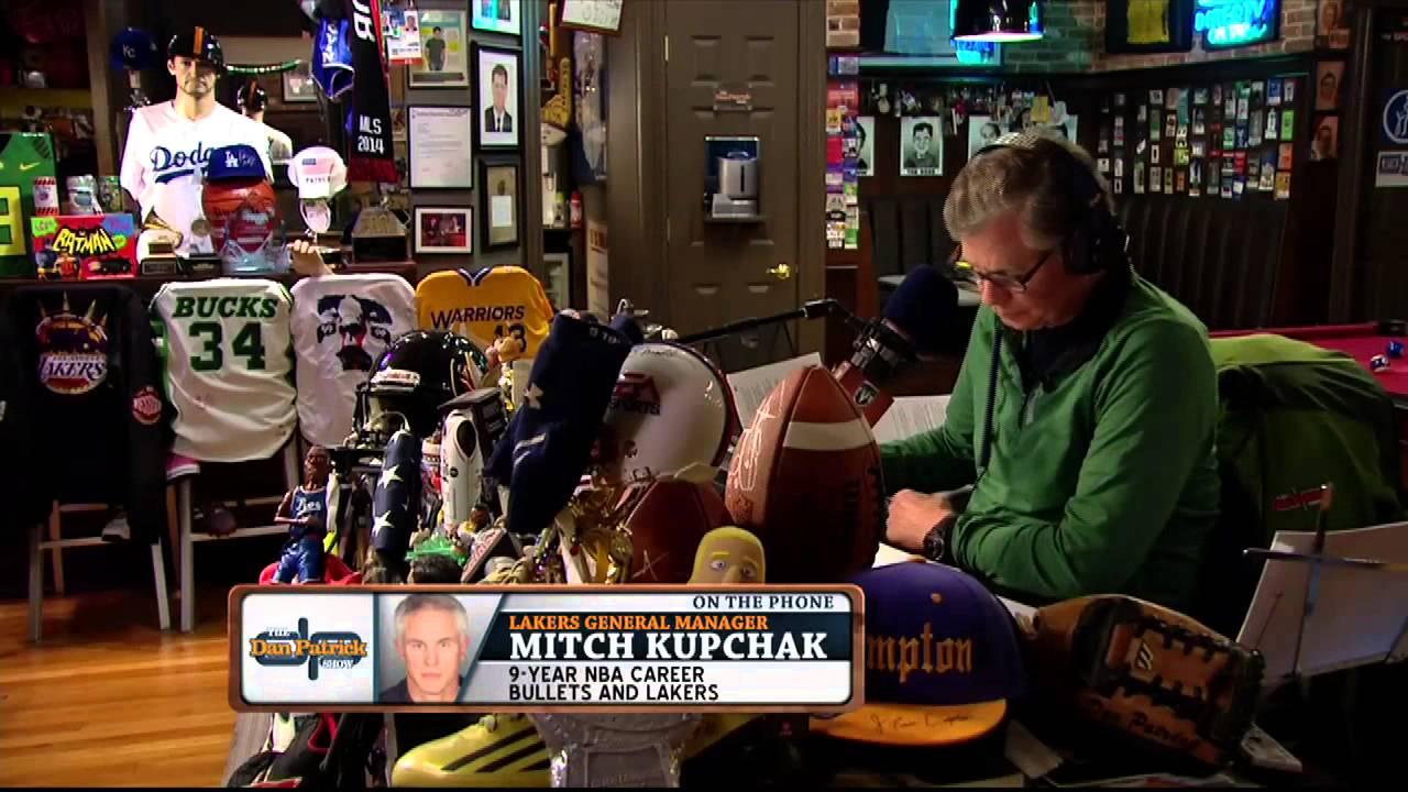 Mitch Kupchak Archives DanPatrick