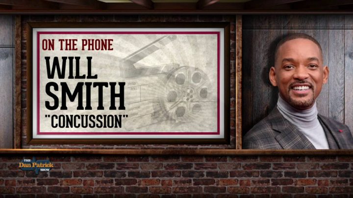 Will Smith on conflicted feelings about football after Concussion