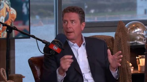 Dan Marino says he would kill it in today's game