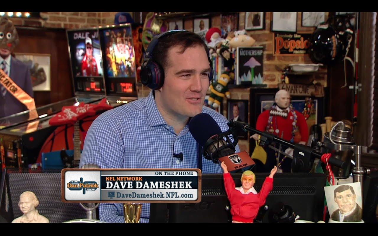 NFL.com's Dave Dameshek on best football uniforms