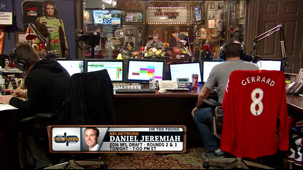 Daniel Jeremiah on Laremy Tunsil's fall, best players still available