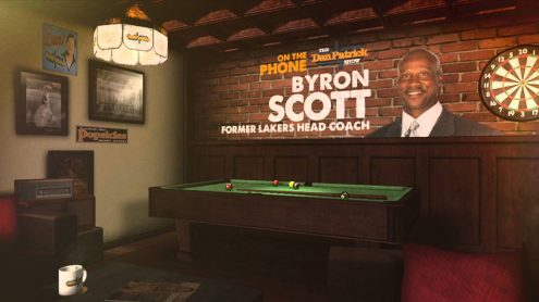 "Byron Scott ""a little blindsided"" by firing; says Russell talented but needs to work harder"