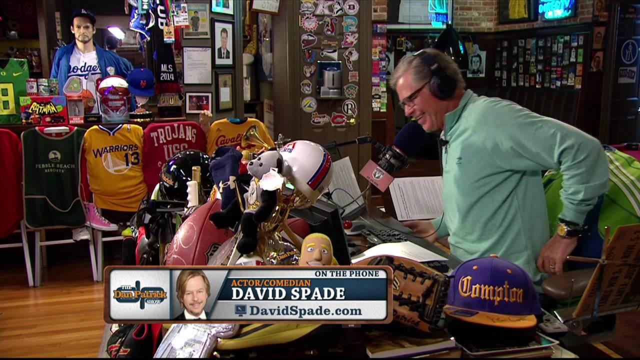 David Spade talks about losing In Living Color job to Jim Carrey