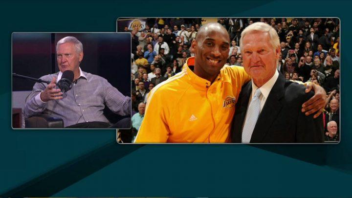 Jerry West on Kobe Bryant's future