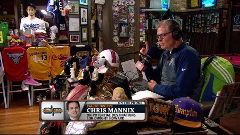 Chris Mannix breaks down NBA Draft, clears up pronunciations
