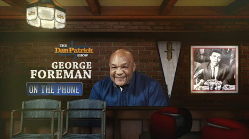 George Foreman discusses enduring friendship with Muhammad Ali