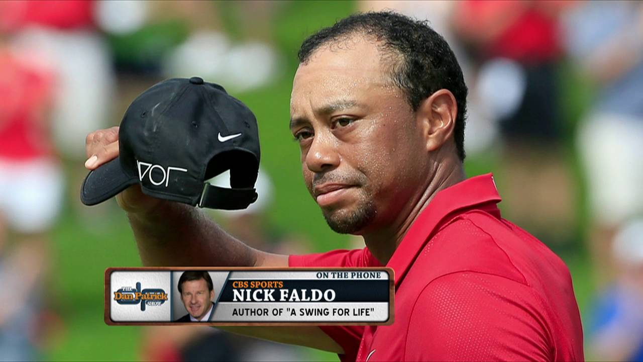 Nick Faldo says Tiger Woods still having serious health issues