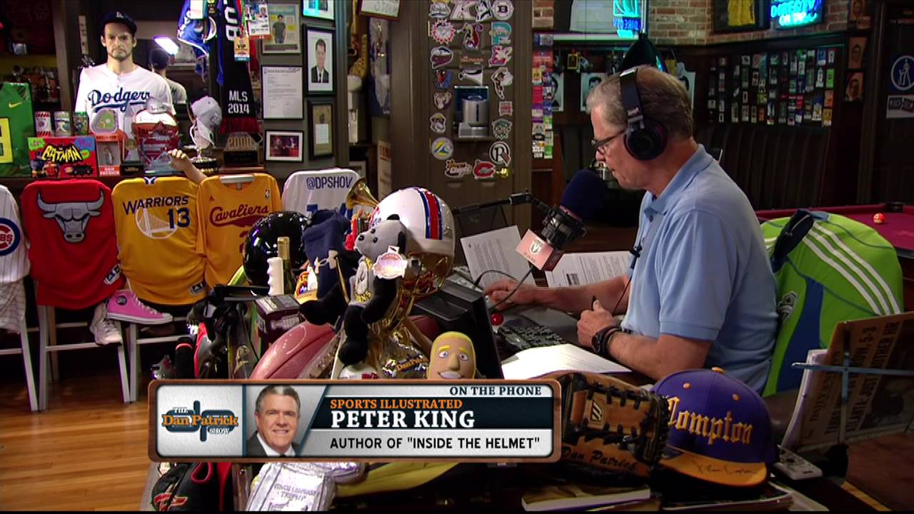 Peter King on Carson Wentz and Eagles' QB situation