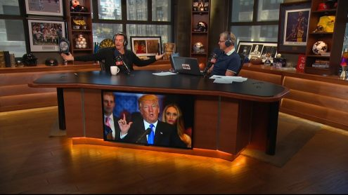 Jim Breuer says SNL rooting for Trump … fun to impersonate