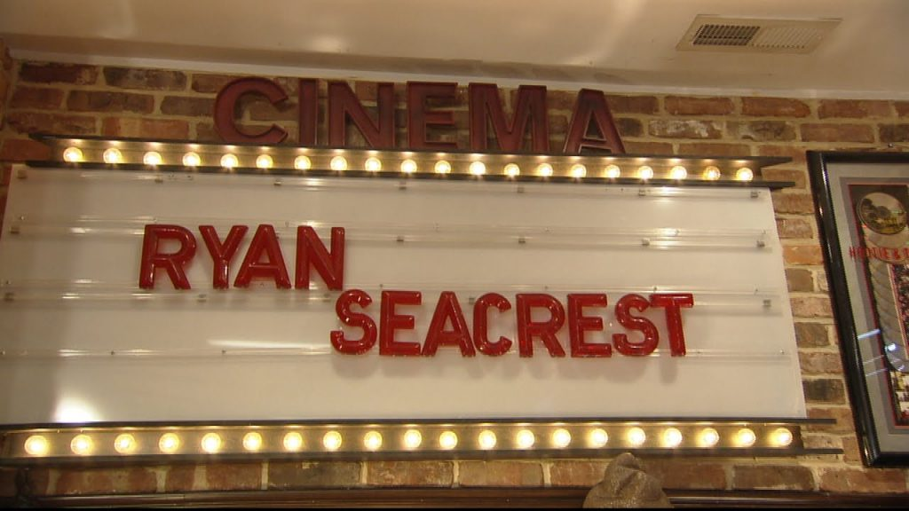 Ryan Seacrest discusses his high school football career
