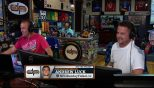 Andrew Luck judges Paulie's Andrew Luck impression