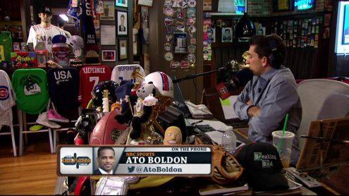 Ato Boldon: Usain Bolt should be more popular in U.S.