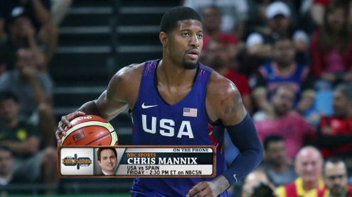 Chris Mannix: U.S. Basketball team about to face some tougher games