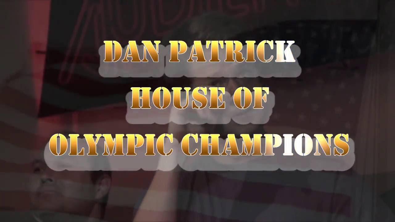 Dan Patrick Show Olympic Heroes