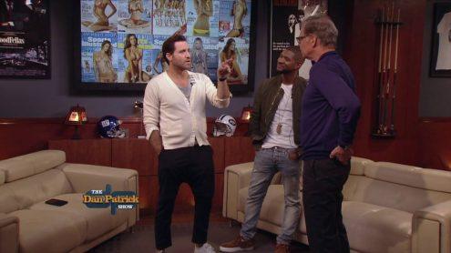 Dan, Usher, Edgar Ramirez have boxing debate