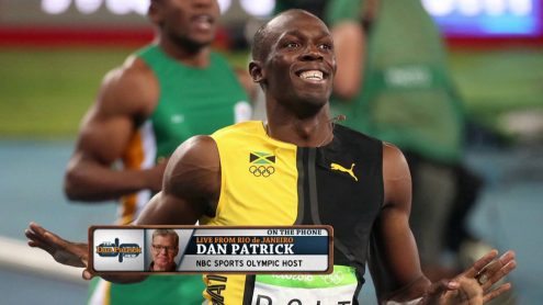 Dan weighs in from Rio with thoughts on Ryan Lochte, Usain Bolt