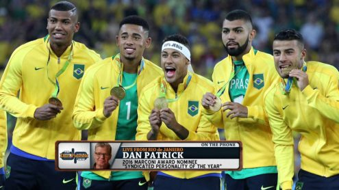 Dan's last daily dispatch from Rio … which Danette will he miss the most?