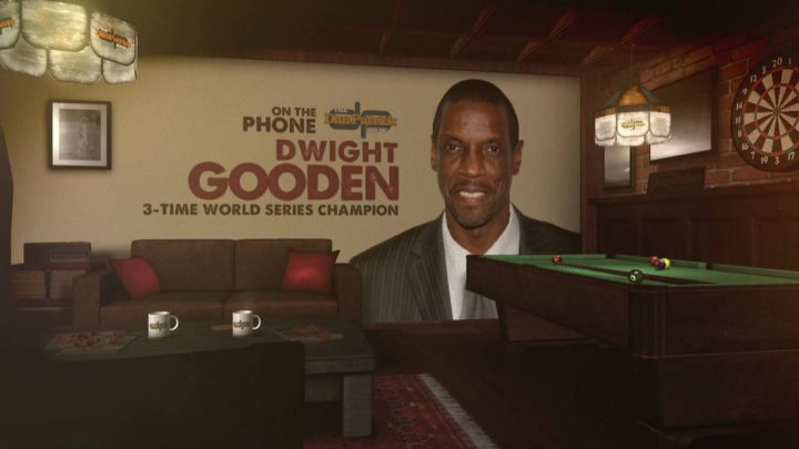 "Dwight Gooden: ""I never used drugs when I was playing"""