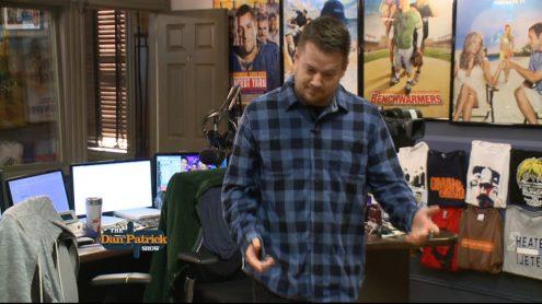 Flannel season starts in ManCave