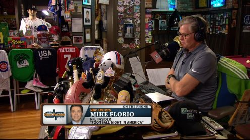 Mike Florio explains why players hesitant to cooperate with NFL