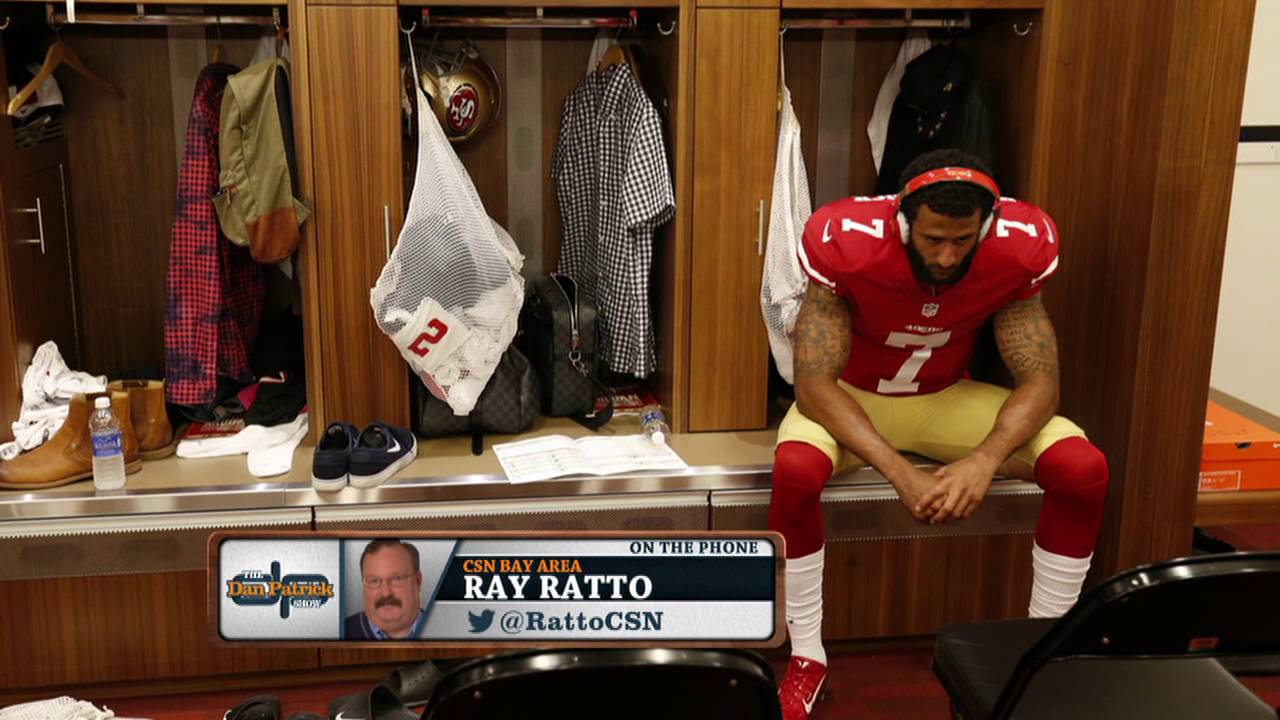 Ray Ratto shares local reaction to Colin Kaepernick protest