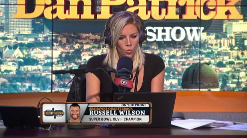 Russell Wilson talks wedding, preseason,
