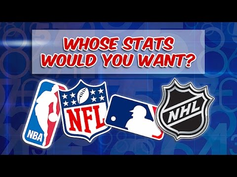 Who's stats would you want – Cam Newton version