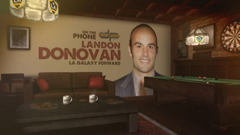 Landon Donovan explains why he came out of retirement to join MLS again