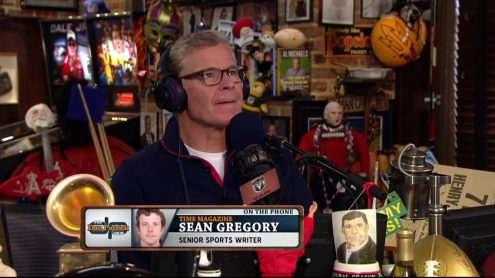 Sean Gregory on his Time Magazine Colin Kaepernick cover story