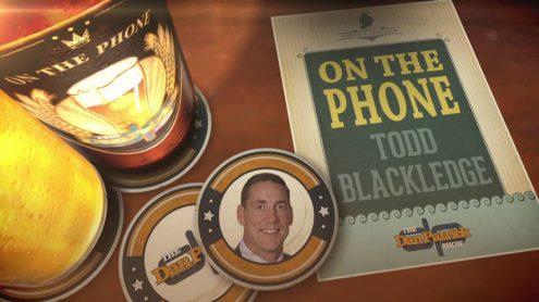 Todd Blackledge on Ed McCaffrey's Heisman chances