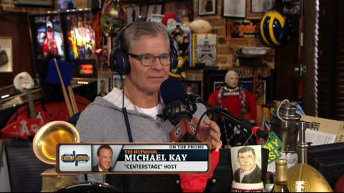 Yankees broadcaster Michael Kay on proposing in stadiums