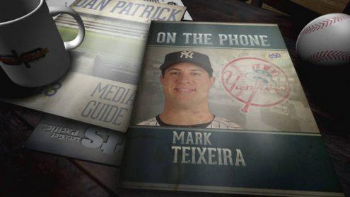 Yankees' Mark Teixeira explains why he's retiring at 36