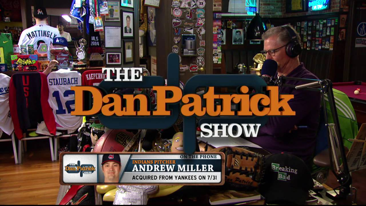 Andrew Miller talks about being traded for Yankees