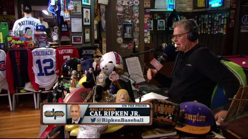 Cal Ripken Jr. on MLB playoffs, pitchers he owned, Big Papi